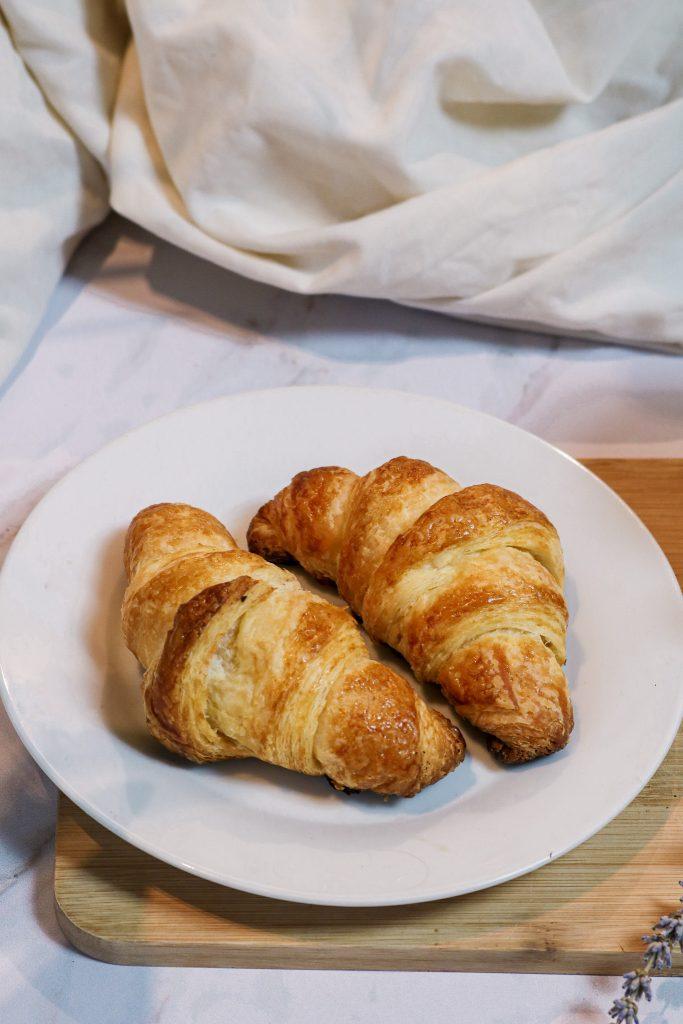 recette croissants boulangerie