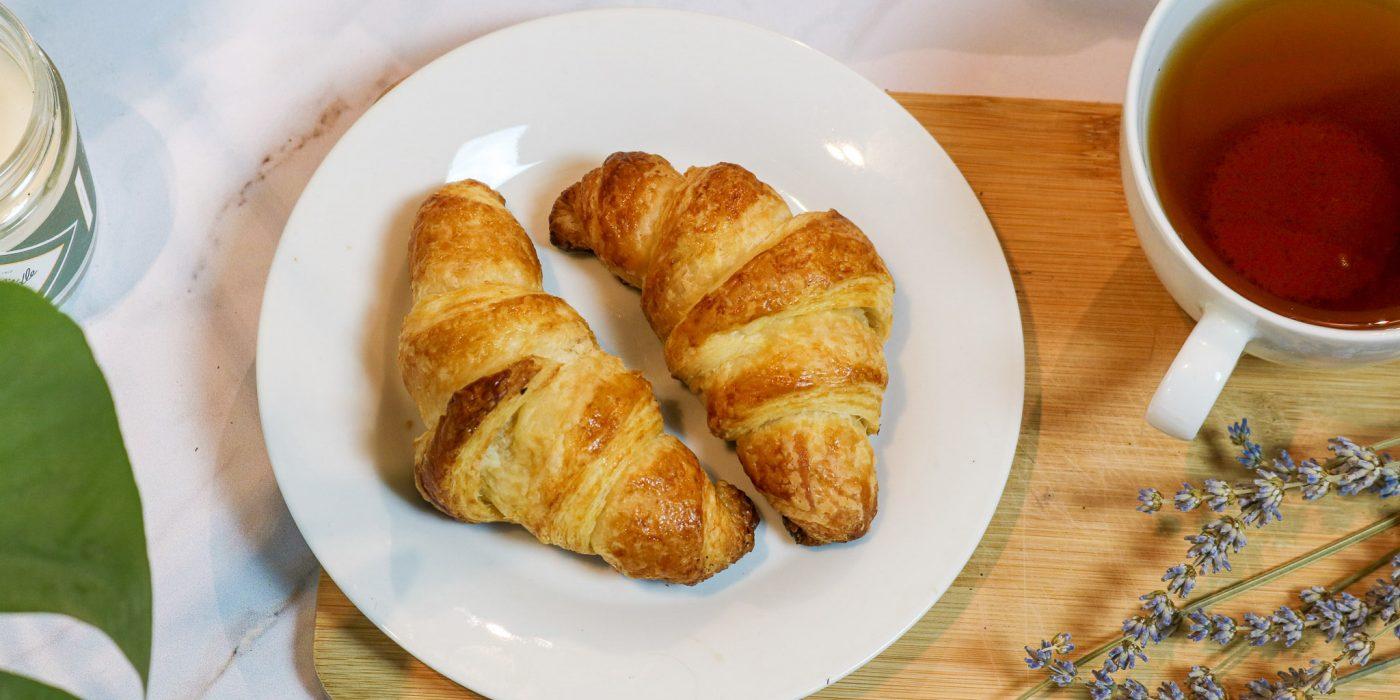 croissants de boulangerie