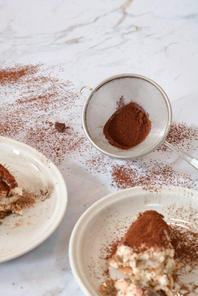 recette tiramisu avec cacao